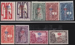 Belgie    .     OBP  .    272  A/K      .    *      .      Ongebruikt Met Charnier   .   /   .  Neuf  Avec  Charniere - Unused Stamps