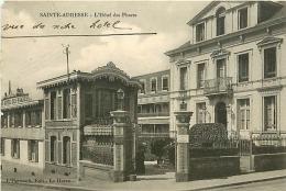Sainte-Adresse.  L'Hôtel Des Phares, Palais Du Gouvernement Belge, L'Hostellerie   3  Cartes - Sainte Adresse