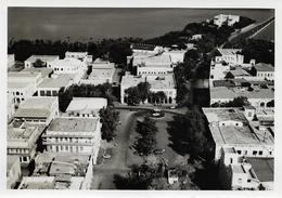 ~  JP ~ DJIBOUTI  ~    Place MENELIK   ~      16,3 Cm X 11 Cm . Rare à Saisir . - Djibouti