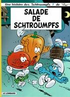 """Les Schtroumpfs """"Salade De Schtroumpfs"""", N° 24,  Bd En Excellent état. - Schtroumpfs, Les"""