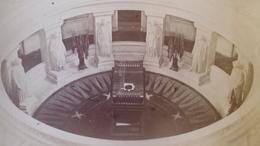 P1011.14 Old Photo   France Paris - Hotel Des Invalides -Tombe De Napoléon 1er - Napoleon Sírja  Ca 1880 - Photographs