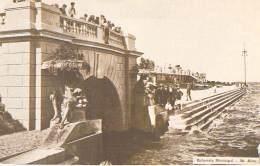 ARGENTINA Argentine - BUENOS AIRES : Balneario Municipal - CPA 1922 - Argentinien Argentinië - Argentine