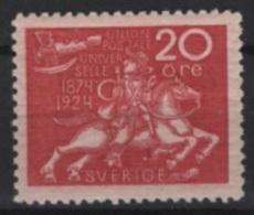 Sweden (1924)  Yv. 181  /  MNH - Nuevos