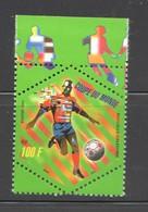 2002  Coupe Du Monde De Football  Yv 899 ** - New Caledonia