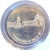 POX00210.3 - 2,5 EUROS PORTUGAL 2010 - Patrimoine Architectural - Terrasse Du Palais - Portugal
