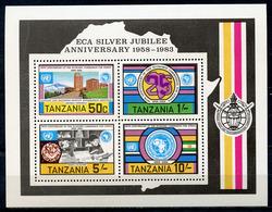 1983 - TANZANIA  -  Mi. Nr. BL 33 - NH - (CW4755.21) - Tanzania (1964-...)
