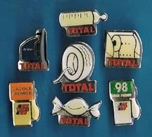 LOT 7 PIN'S //  ** TOTAL ** - Fuels