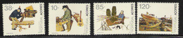 Portugal ** &Tipical Professions Of  Azores 1992 (2092) - Jobs