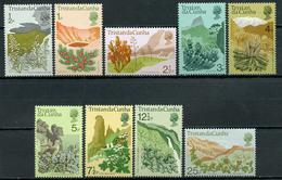 1972 - TRISTAN DA CUNHA  -  Mi. Nr. 162/171- NH - (CW4755.21) - Tristan Da Cunha