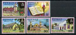 1976 - TUVALU  -  Mi. Nr. 38/42 - NH - (CW4755.21) - Tuvalu