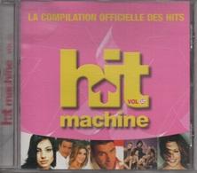 CD. HITmachine VOL.12 - Natasha ST-PIER - FELICIEN - MODELS - LORIE - ROMEO - LESLIE - Jennifer LOPEZ - SAMSHA - Compilations