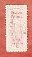 Wechselstempelmarke, Kanton Basel (53143) - Gebührenstempel, Impoststempel