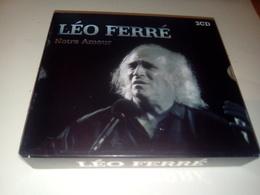 "LEO FERRE ""Notre Amour"" - Music & Instruments"