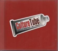 CD. Culture Tube - TOUS LES NUMEROS 1 DE L'ANNEE. Couting Crows - Guns N' Roses - Tonton David - Regg'Lyss - Corona - - Compilations