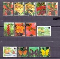 (Super Saving Deal) Montserrat Flower, Fruit, Butterflies Small Used Lot (U-004) - Montserrat