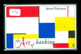 NEDERLAND CHIP TELEFOONKAART CRE 226 * Mees & Pierson, The Art Of Banking  * Telecarte A PUCE PAYS-BAS * ONGEBRUIKT  - Privat