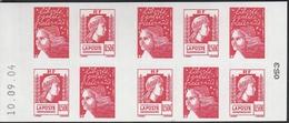 1512 MARIANNE D'ALGER Avec DATE BASSE 10.09.04 - Definitives
