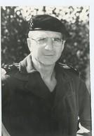 AGIP Presse Photo Press  General Maurice Schmitt Jean Saulnier Etat Major - War, Military