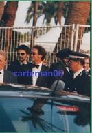Artiste - Vincent Lindon Et Olivier Martinez Au Festival Du Film De Cannes En 1998 (cinéma) - Famous People