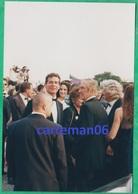 Artiste - David Carradine Et Andie MacDowell Au Festival Du Film De Cannes En 1998 (cinéma) - Famous People