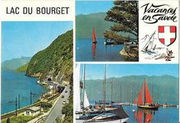 AIX LES BAINS - Lac Du Bourget - Aix Les Bains