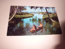 BELLES POLYNESIENNES ...LA RIVIERE A HITIAA - French Polynesia