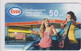 GIFT CARD - SWITZERLAND - ESSO-002 - Gift Cards
