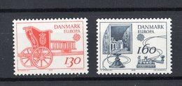 DANIMARCA : Europa-Cept 79   Storia Postale   2 Val.  MNH** Del  10.05.1979 - Europa-CEPT