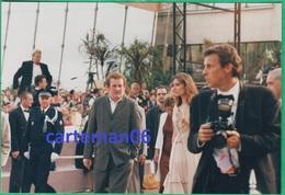Artiste - Colm Meaney Au Festival Du Film De Cannes En 1998 (cinéma) - Famous People