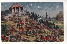 Nr.+  758,  Erstürmung Des Donon Im Elsaß - Guerre 1914-18
