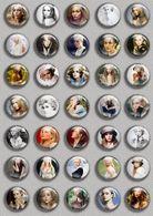Emmanuelle Beart Movie Film Fan ART BADGE BUTTON PIN SET (1inch/25mm Diameter) 35 DIFF - Films