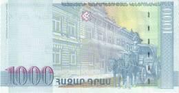 ARMENIA P. 50 1000 D 2001 UNC - Armenia