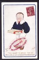 P398 - Raphael TUCK - Oilette - Illustrateur Parlett - Garçon Et Boite De Chocolat - Tuck, Raphael