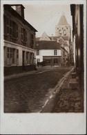 ! Fotokarte Photo, 02 BRUYERES Et MONTBERAULT, Kirche, Frankreich, 1. Weltkrieg, 1914-1918, Echtfoto - Frankreich