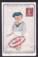 P399 - Raphael TUCK - Oilette - Illustrateur Parlett - Garçon En Habits Déchirés - Tuck, Raphael