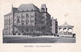 Knokke, Knocke, Le Grand Hotel (pk47824) - Knokke