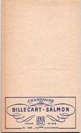 CALEPIN DE BISTROT DE BAR DE CAFE CARNET DE COMMANDE Champagne Brillecart-Salmon - Otros