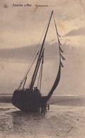 Knokke , Knocke Sur Mer, Crépuscule (pk47832) - Knokke