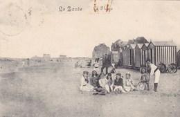 Knocke Zoute, Knokke, Le Zoute, La Plage (pk47835) - Knokke