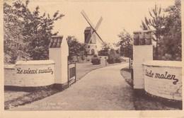Knocke Zoute, Knokke, Le Zoute, Le Vieux Moulin (pk47837) - Knokke