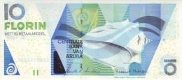 ARUBA P. 16b 10 F 2008 UNC - Aruba (1986-...)