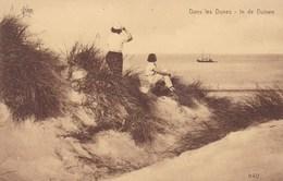 Dans Les Dunes, In De Duinen, De Panne, Koksijde, Knokke, Nieuwpoort, Oostende, Middelkerke ? (pk47840) - Knokke