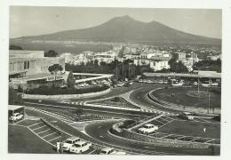 CASTELLAMARE DI STABIA - INGRESSO ALLE NUOVE TEMRE STABIANE  E PANORAMA - NV FG - Castellammare Di Stabia