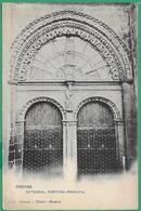 ! - Espagne - Orense - Catedral - Portada Principal - Orense
