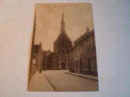 Izegem - Iseghem //De Kerk - Eglise Sacre Coeur // Gelopen 1909 - Izegem