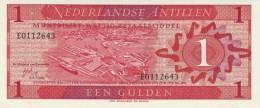 NETHERLANDS ANTILLES P. 20a 1 G 1970 UNC - Antille Olandesi (...-1986)