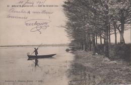 CPA Bouaye - Lac De Grand-Lieu (avec Petite Animation) - Bouaye