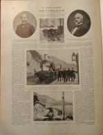 1904 LE ROI DE SERBIE À SOFIA - EN NORVÉGE - HAMMERFEST - TRAIN PARIS LYON MEDITERRANÉE - GAILLON - OLD LEYSIANS - 1900 - 1949