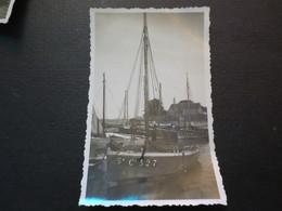 44 - Le Croisic - Photos Originales - Petit Train - Port - 1934 - - Places