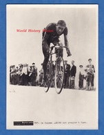 Photo Ancienne - CAEN - Coureur Cycliste Suisse Léo AMBERG - Tour De France ? - Né à Ballwil & Mort à Oberriet - Vélo - Cycling